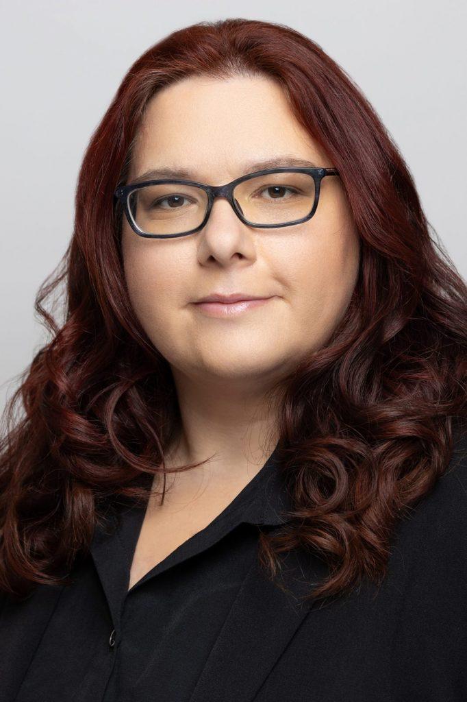 Brigitte Landschauer - Leiterin Verwaltung - ADK Diagnostics © Primephoto